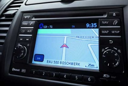mise jour gps nissan connect navigation system. Black Bedroom Furniture Sets. Home Design Ideas